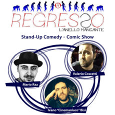 Regresso: la Stand-up comedy d'autore